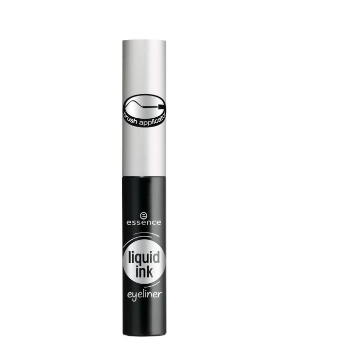 essence liquid ink eyeliner liquido de tinta