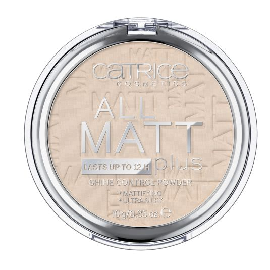 CATRICE POLVOS MATIFICANTES ALL MATT PLUS