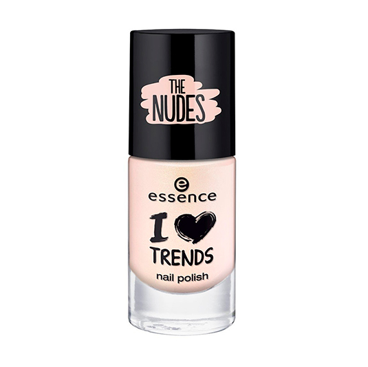 ESSENCE I LOVE TRENDS THE NUDES LACA DE UÑAS