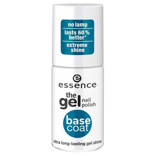 ESSENCE BASE COAT- THE GEL NAIL POLISH
