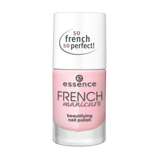 essence manicura francesa laca de uñas