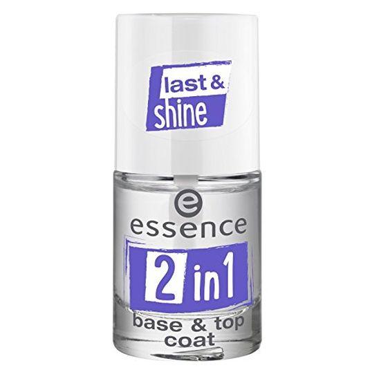 essence 2 en 1 base y top coat