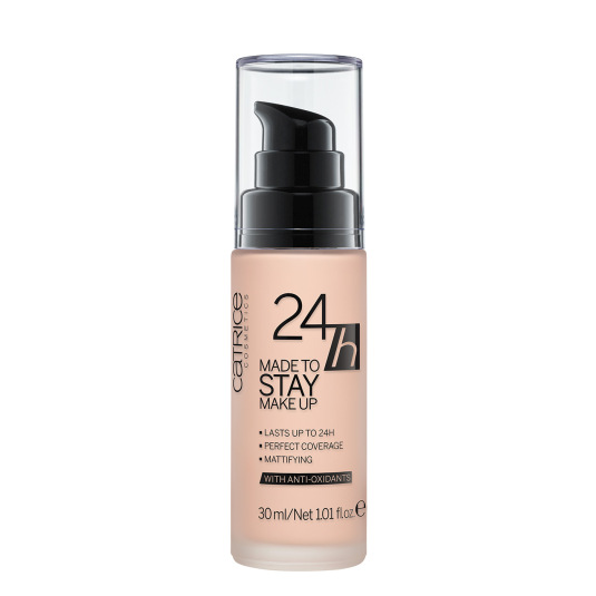CATRICE BASE DE MAQUILLAJE MADE TO STAY 24H