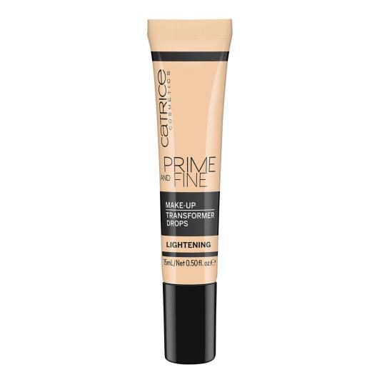 catrice aclarador de maquillaje prime and fine