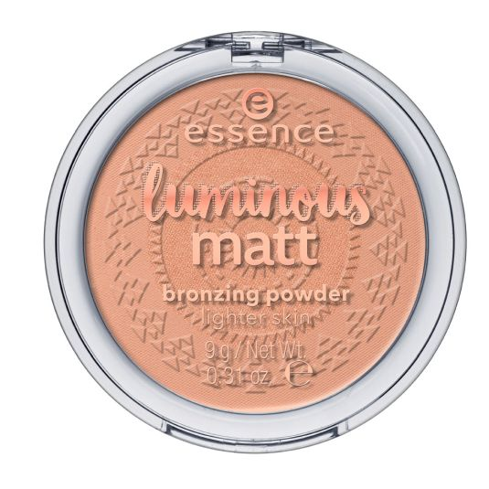 essence luminous matt polvos bronceadores