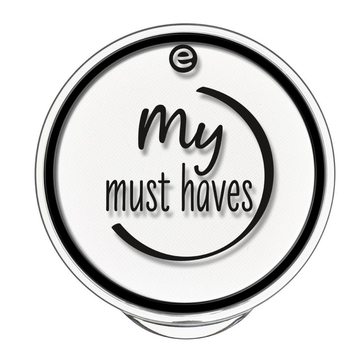 essence my must haves fijador en polvo