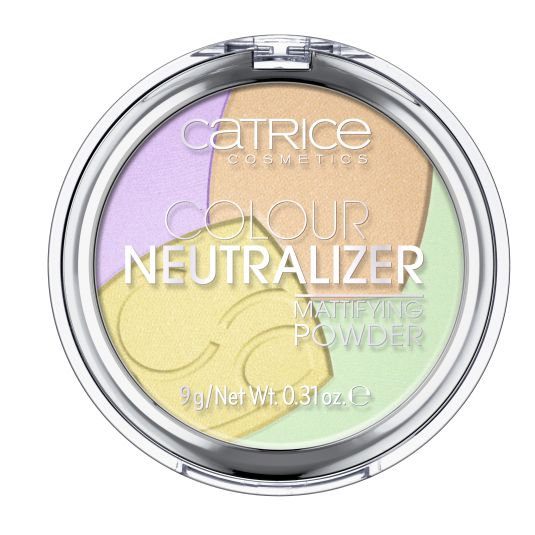 CATRICE POLVOS MATIFICANTES COLOUR NEUTRALIZER