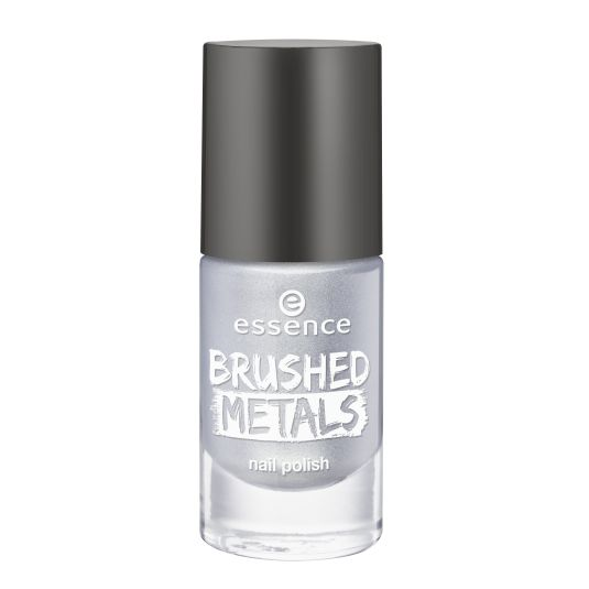 essence brushed metals laca de uñas