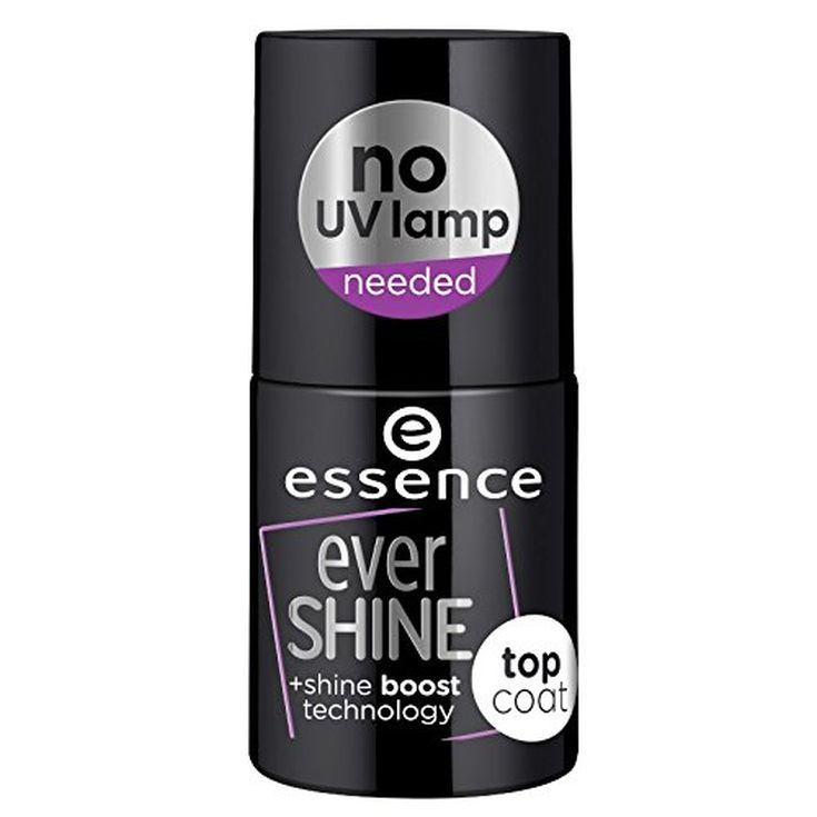 essence ever shine top coat