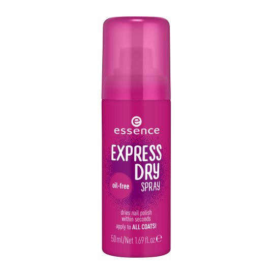 essence express dry spray secado rápido