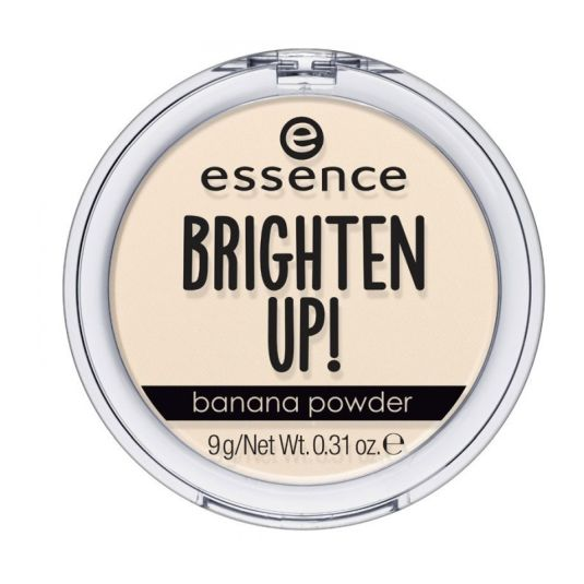 essence brighten up! banana polvos compactos matificantes