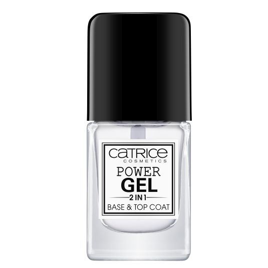 CATRICE TOPCOAT GEL 2 EN 1 POWER