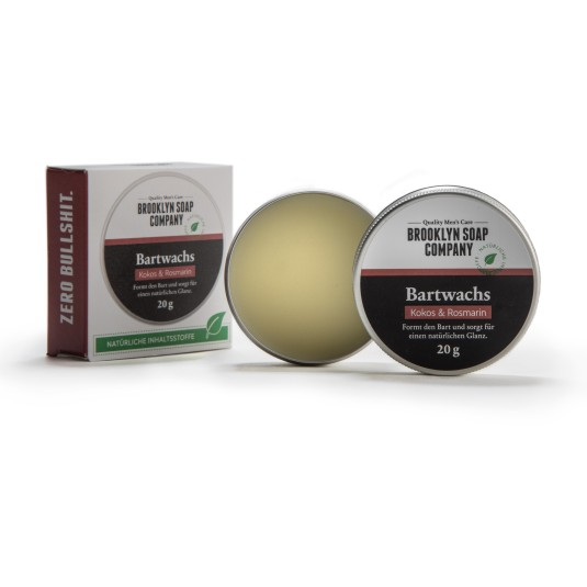 brooklyn soap company bálsamo para barba 20 ml