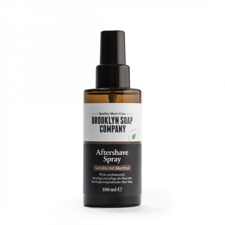 brooklyn soap company aftershave spray 100 ml