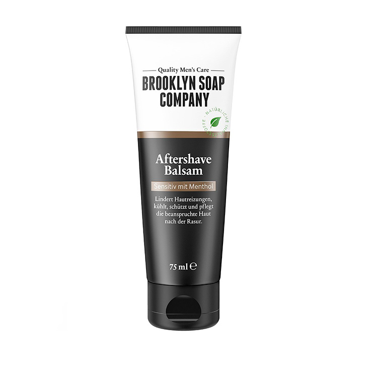brooklyn soap company bálsamo aftershave 75 ml