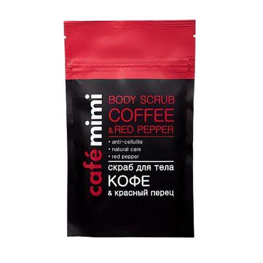 cafe mimi exfoliante corporal pimiento rojo