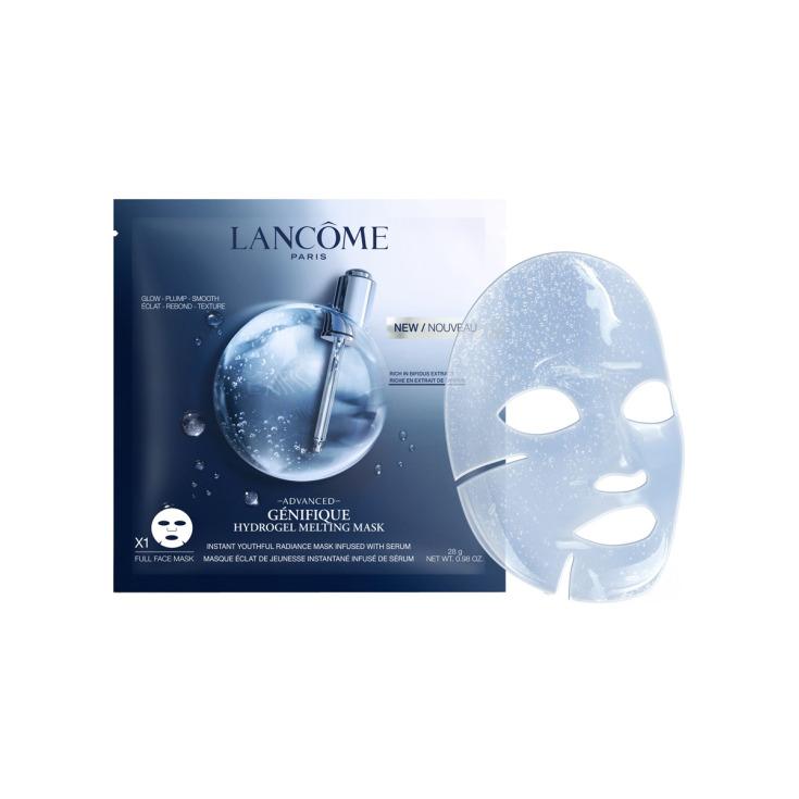 lancome advanced genifique mascarilla fundente de hidrogel 28g
