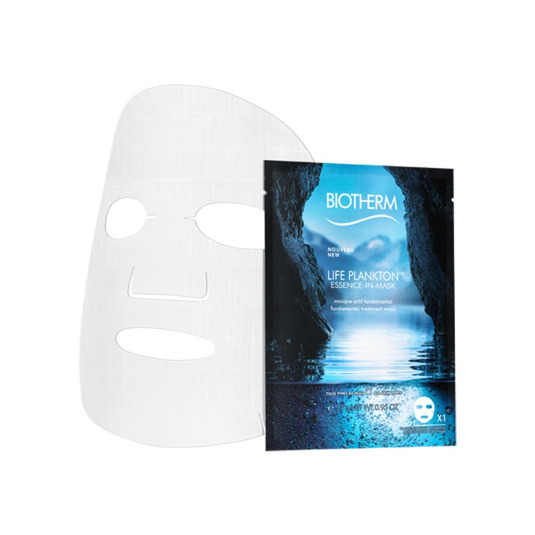biotherm life plankton essence mask mascarilla anti-edad