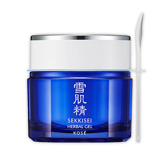 sekkisei gel facial a base de hierbas 80ml