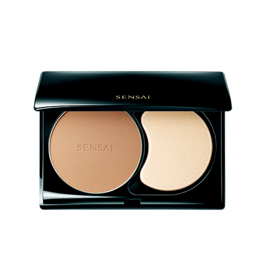 sensai total finish refill base de maquillaje el polvo spf10