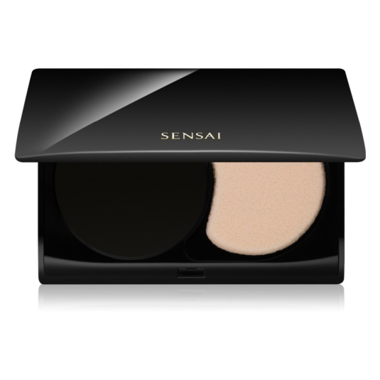 sensai caja vacia para maquillaje total finish