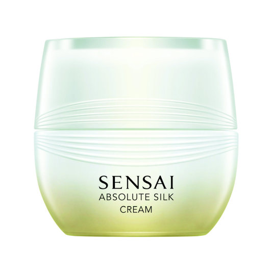sensai absolute silk crema facial hidratante 40ml