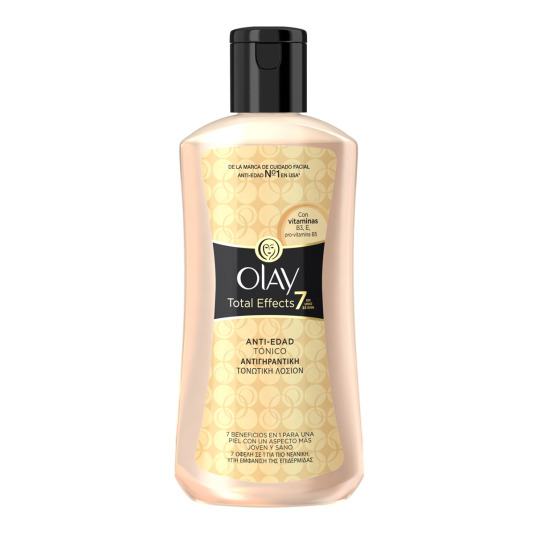 olay total effects 7 en1 tónico limpiador 200ml