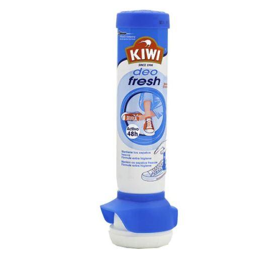 kiwi deo fresh eliminador olores zapatos spray 100ml