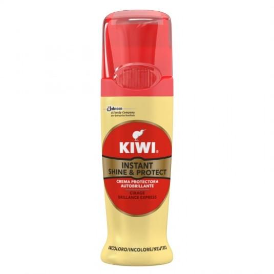 kiwi crema calzado incolora con aplicador 75ml