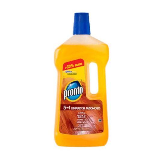 pronto limpiador jabonoso 750 ml + 30%