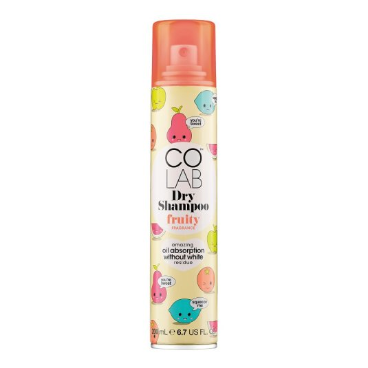 colab fruity champú en seco 200ml