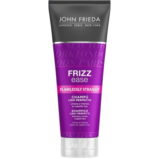 john frieda frizz ease champú liso perfecto 250ml