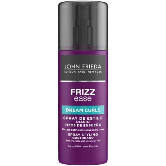 john frieda frizz ease dream curls spray perfeccionador de rizos 200ml