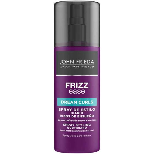 john frieda frizz ease dream curls spray perfeccionador de rizos 200ml