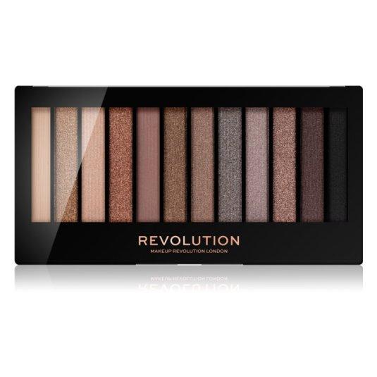 revolution redemption iconic 2 paleta de 16 sombras de ojos
