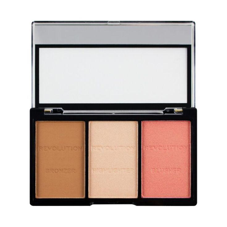 makeup revolution ultra sculpt contour kit esculpir y contonear