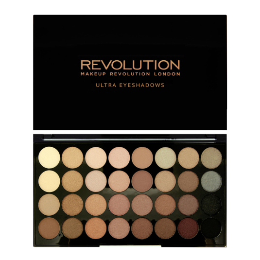 REVOLUTION PALETTE SOMBRAS BEYOND FLAWLESS