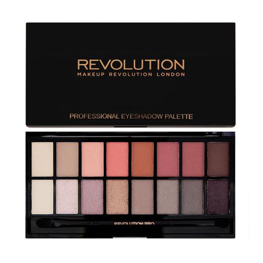 revolution new-trals paleta de sombra de ojos