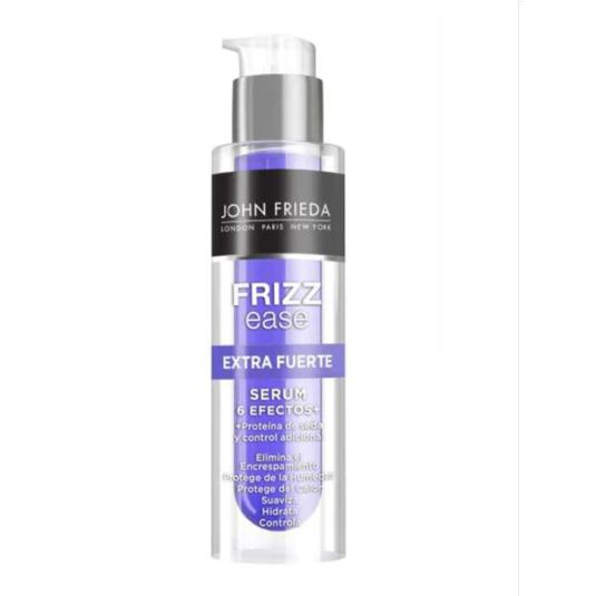 john frieda frizz-ease serum antiencrespamiento extra fuerte 50ml