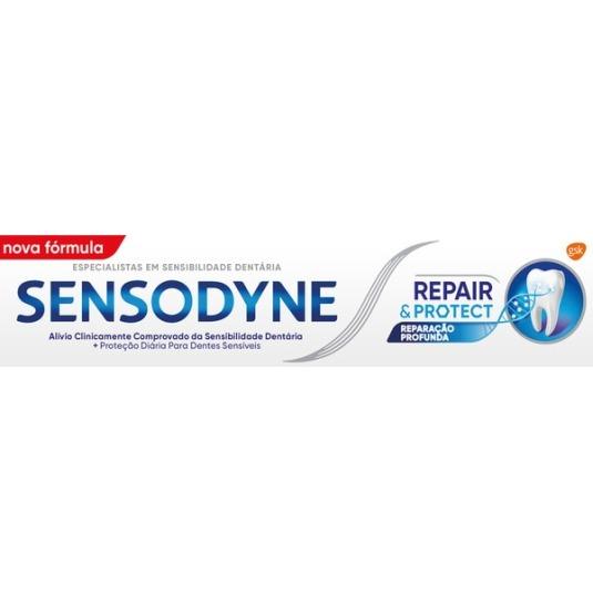 sensodyne pasta de dientes repair&protect 75ml