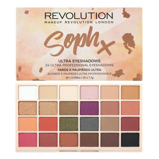 REVOLUTION PALETTE SOPH EYESHADOW