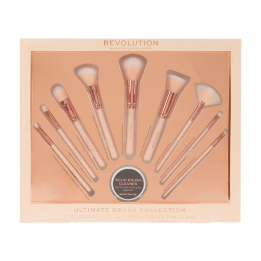 REVOLUTION BRUSH COLLECTION