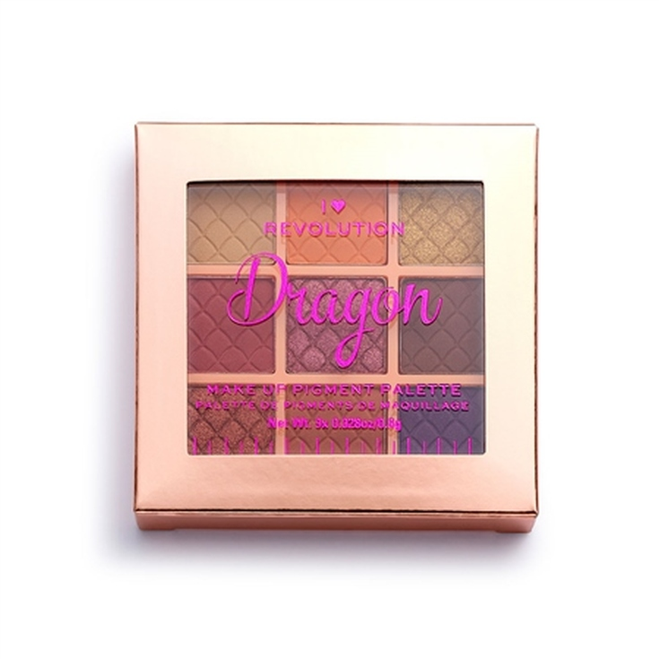 REVOLUTION FANTASY MAKEUP PALETTE DRAGON