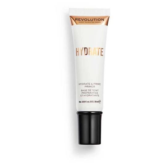 makeup revolution hydrate & prime prebase