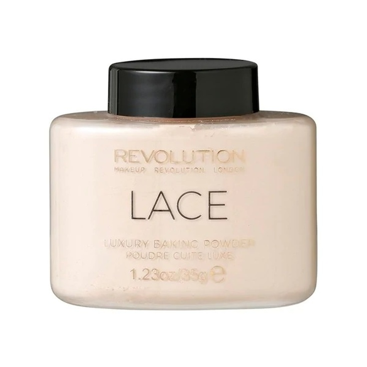 revolution lace luxury baking powder polvos sueltos maquillaje