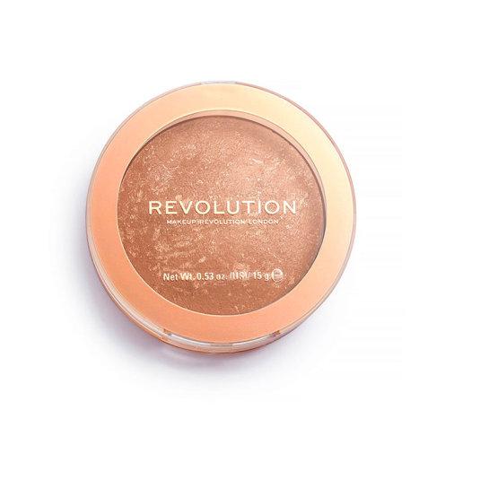 makeup revolution reloaded polvo bronceador holiday romance