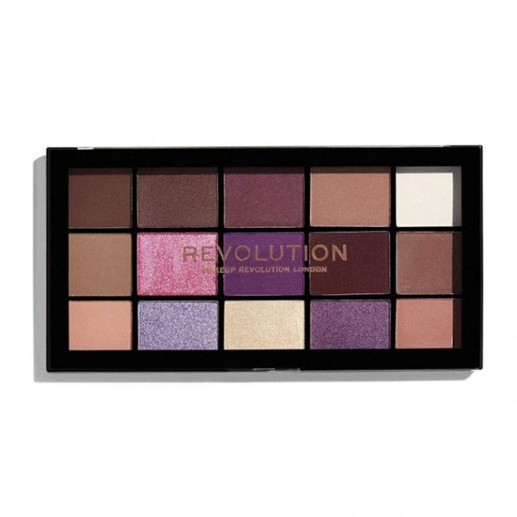 revolution re-loaded visionary paleta de sombras de ojos