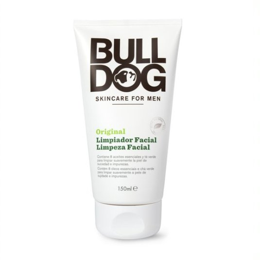 BULLDOG ORIGINAL LIMPIADOR FACIAL 150 ML