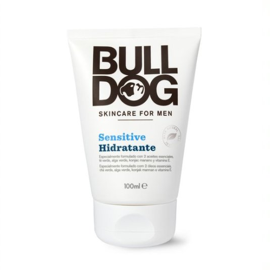 BULLDOG ORIGINAL SENSITIVE CREMA HIDRATANTE 100 ML