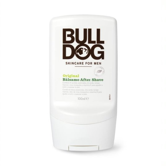 bulldog after shave balm 100 ml